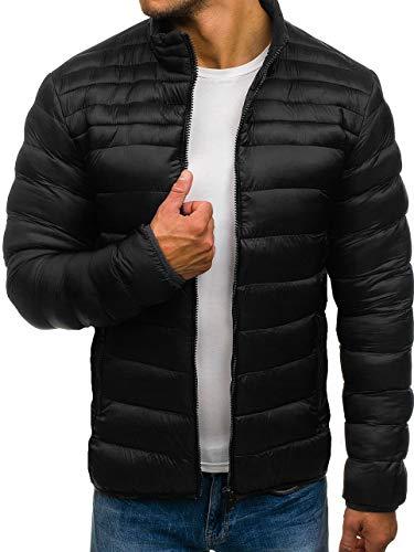 Black 4D4 Classic Mix js512 Men's Casual Jacket Lightweight Transitional BOLF 0gU8wqxBa