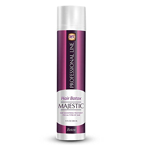 Majestic Hair Botox 300ml (10oz) - Formaldehyde Free by MAJESTIC KERATIN