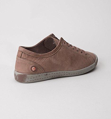 donna Sneaker Softinos 7SD900154 Brick Grau 6HqzqxERnw