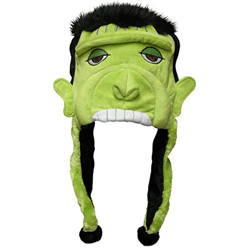 Frankenstein Costume Boy (Toddler Boy Girl Frankenstein Monster Wicked Witch Hat Halloween Costume (Frankenstein))