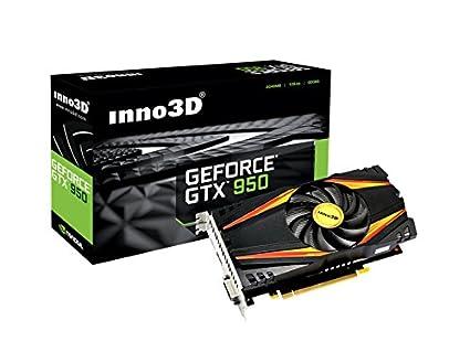 Inno3D N950-1DDV-E5CMX NVIDIA GeForce GTX 950 2GB - Tarjeta ...