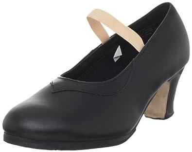 Amazon.com: Sansha Zaragoza de la mujer Dance Shoe, negro, 4 ...