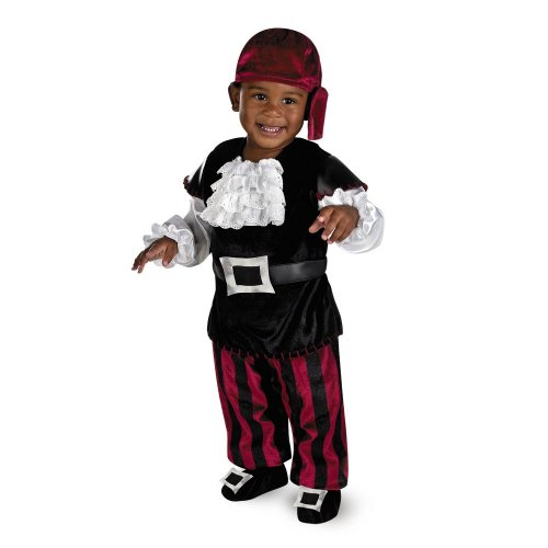 Puny Pirate Costumes (Puny Pirate - Size: 12-18 months)