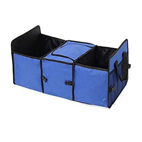 Findx Sac de Rangement Pliable en Tissu Oxford pour Voiture ou Camion