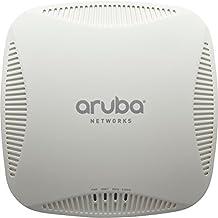 ARUBA INSTANT IAP-205 WIRELESS ACCESS POINT, 802.11N/AC, 2X2:2, DUAL RADIO, INTE