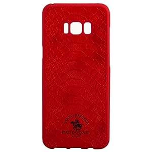 Santa Barbara Samsung Galaxy S8 Plus Back Cover - Red