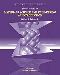 Engineering and materials pdf science callister