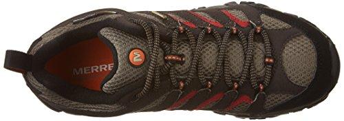 Merrell Moab Gtx - Zapatillas de senderismo, Hombre, , Marrón (Braun/Dark Chocolate)
