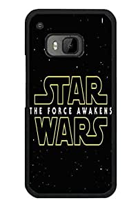 DunnDoCase Design For Htc One M9 Case Awesomee Look Cover Case Star Wars Quotes Print On Skin Back Case