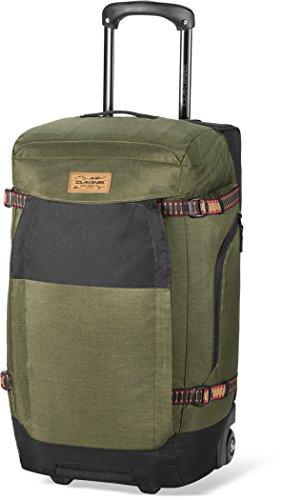 Dakine Sherpa Roller Duffel Bag, One Size/60 L, Fern by Dakine