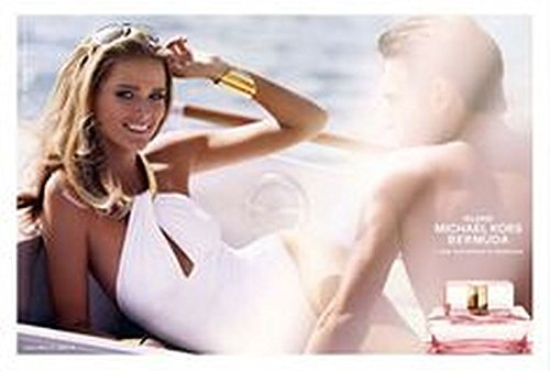 **PRINT AD** With Carmen Kass For 2009 M - Island Michael Kors Bermuda Shopping Results