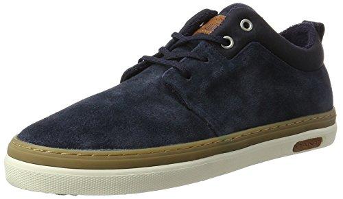 Hommes Sneaker Merveille Gant Bleu (marine)