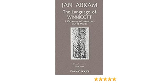 the language of winnicott abram jan