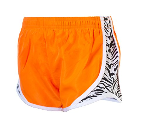Emc Shorts Neon zebra Sports Momentum Orange rqAR6rEx
