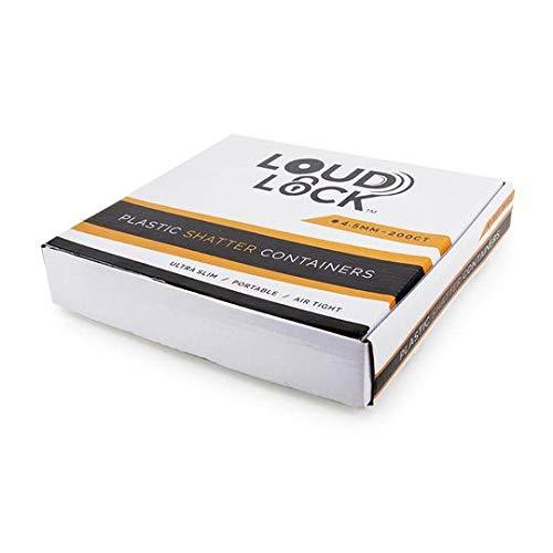 Amazon.com: Loud Lock – Contenedor de plástico para chatarra ...