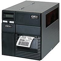 Oki LE810DT Direct Thermal Printer - Monochrome - Desktop - Label Print - 5.04 Print Width - 6 in/s Mono - 203 dpi - USB - 5.16 Label Width - 15.75 Label Length (Certified Refurbished)