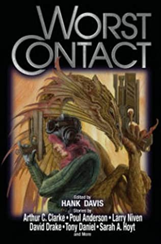 book cover of Worst Contact