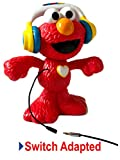 Switch Adapted Let's Dance Elmo | Adaptive Toys | Special Needs Switch Toys | Switch Toys