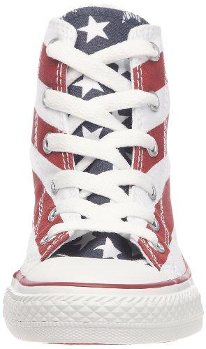 C HiSneaker Adulto Multicolorestars amp;bars t Allstar Yths Unisex Converse I6bvyfgY7