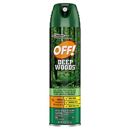 OFF! Deep Woods Insect Repellent V, 9 oz