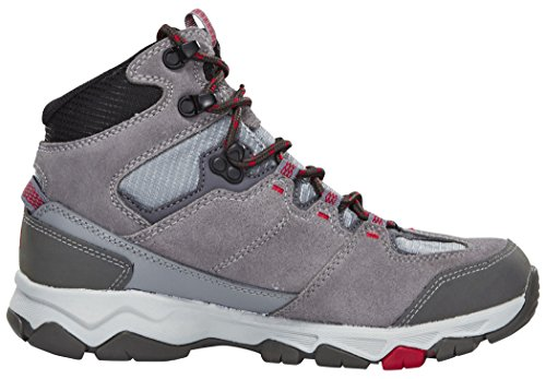 Jack Wolfskin MTN Attack 5 Texapore Mid - Calzado - gris 2016 indian red