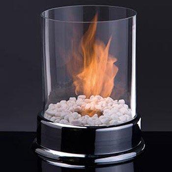 chemine de table ronde au bio ethanol grand modle - Cheminee De Table Ethanol