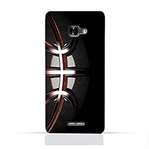 AMC Design POP 4STPU Silicone Protective case with Basketball Texture Pattern