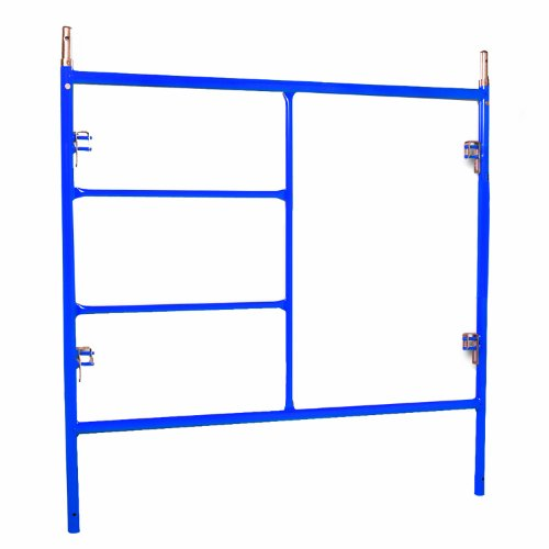 Bon 14-201 Step Type Scaffold End Frame, 4-Feet, 6-Inches High, 5-Feet Wide, Made in USA by BON