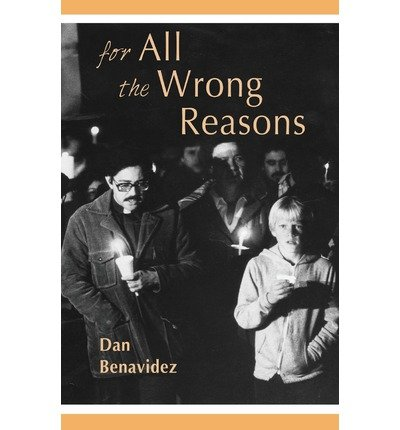 Download [ { FOR ALL THE WRONG REASONS } ] by Benavidez, Dan (AUTHOR) Mar-22-2013 [ Paperback ] pdf