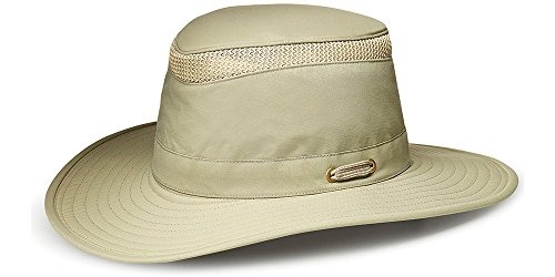 Tilley Endurables LTM6 Airflo Hat,Khaki/Olive,7.5 by Tilley