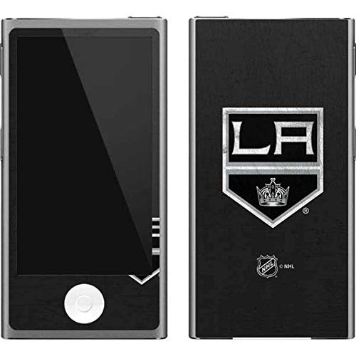 (Skinit NHL Los Angeles Kings iPod Nano (7th Gen&2012) Skin - Los Angeles Kings Distressed Design - Ultra Thin, Lightweight Vinyl Decal Protection)