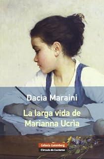 La larga vida de Marianna Ucrìa par Maraini