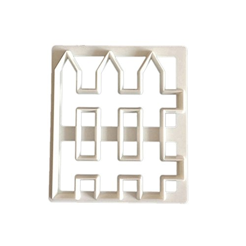 fence cookie cutter - 7