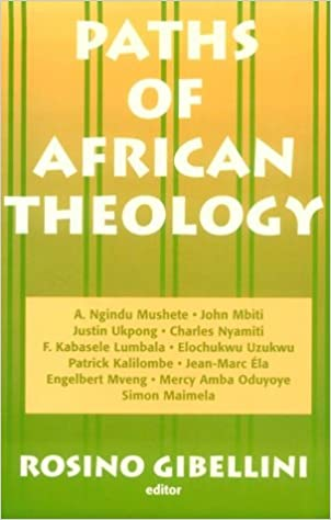 Book Paths of African Theology