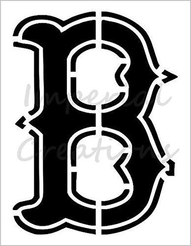 BOSTON RED SOX Baseball Team 8.5