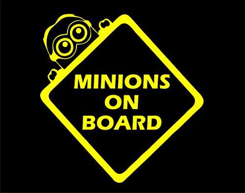 Minions On Board (6