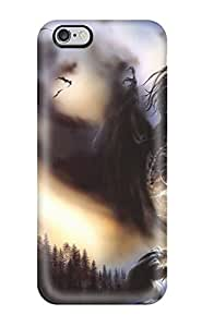 Hot Tpye Loui Fantasy Unicorn Abstract Fantasy Case Cover For Iphone 6 Plus