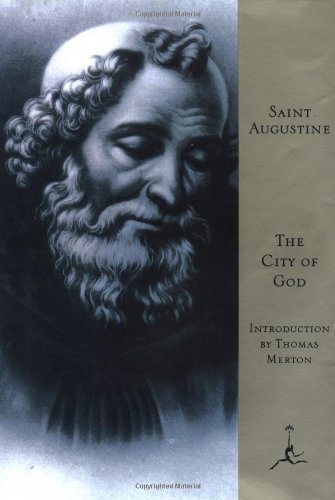 The City of God by St. Augustine (Feb 1 - St Augustine Shopping