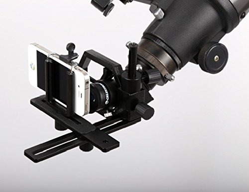Hawkeye universal cell phone telescope adapter mount work with