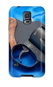 Minnie R. Brungardt's Shop Protection Case For Galaxy S5 / Case Cover For Galaxy(gun)