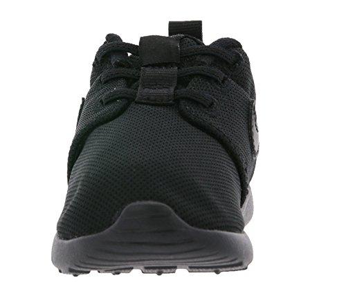 Nike Kids Roshe One Chaussure De Course Noir / Noir / Noir