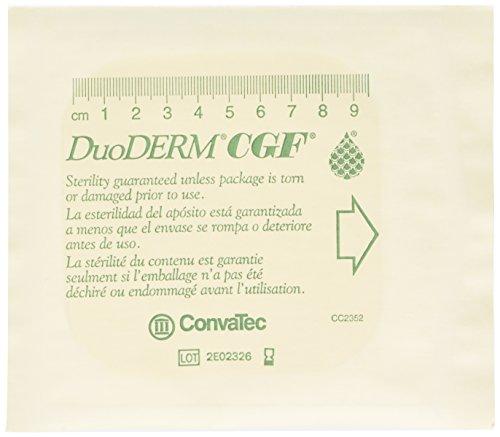 DUODERM CGF 4x4, Box of 5, 187660 Duoderm Extra Thin Cgf Dressing