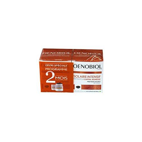 Oenobiol Solaire intensif Préparateur Capital Jeunesse Lot de 2 x 30 capsules