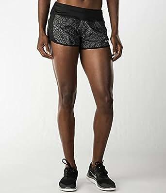 Original Amazon.com  Nike UNC Tarheels Womenu0026#39;s Dri-FIT Pacer Running Shorts  Sports Fan Apparel ...