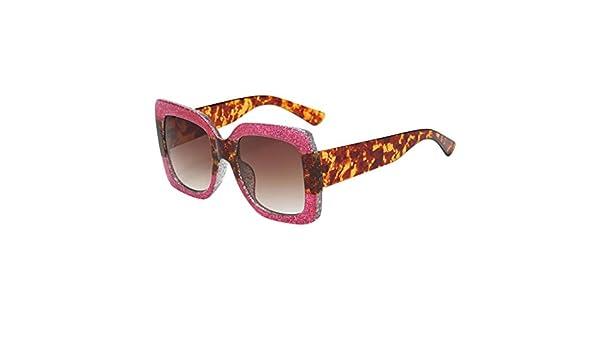 Koly NUEVO Sobredimensionado Cuadrado Lujo Gafas de sol Gradiente Lente Vendimia Gafas de mujer Sunglasses Gafas de Sol Deportivas gafas de sol baratas ...