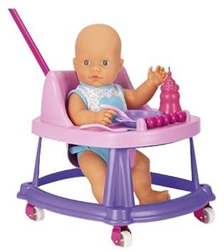 Amazon.es: Falca 90171 - Muñeco de bebé con Andador ...