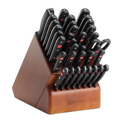 Buy Gourmet 36 Piece Cherry Knife Block Set (online)
