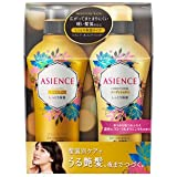 KAO Asience Moist Rich Type Shampoo & Conditioner Pump(450ml)