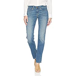Signature by Levi Strauss & Co. Gold Label Women's Modern Straight Jeans, Rhapsody, 20 Short