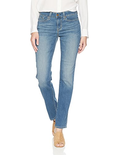 Signature by Levi Strauss & Co. Gold Label Women's Modern Straight Jeans, Rhapsody, 10 Long ()